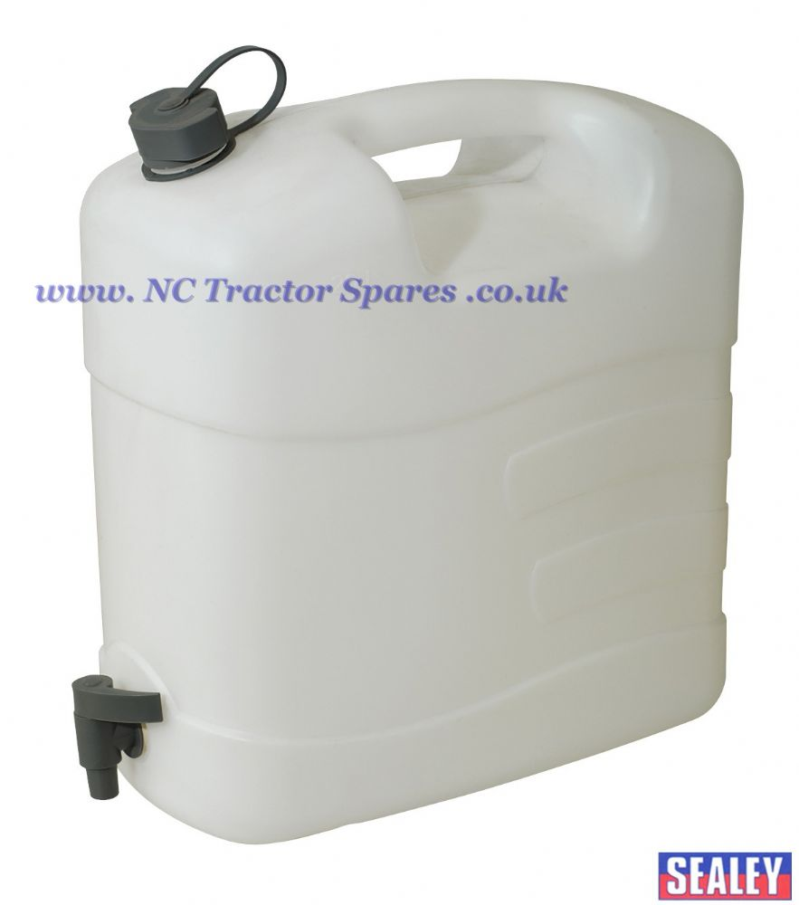 Fluid Container 20ltr with Tap